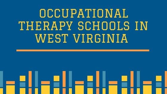 Occupational Therapy Schools in West Virginia
